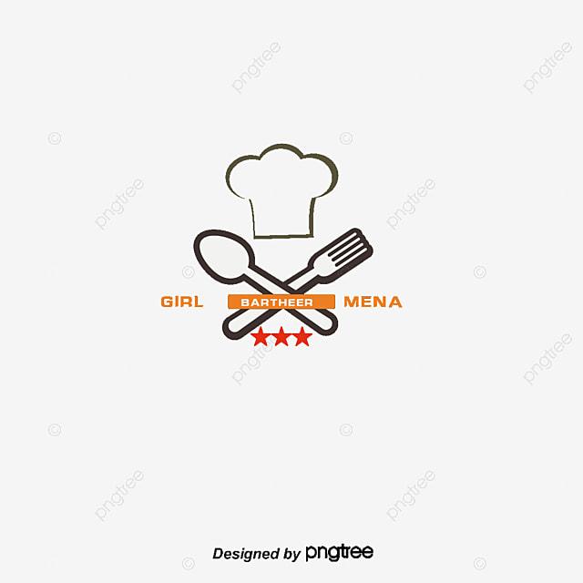 Barbecue Logo Vr Steak Peralatan Dapur Topi Tukang Masak Png Dan