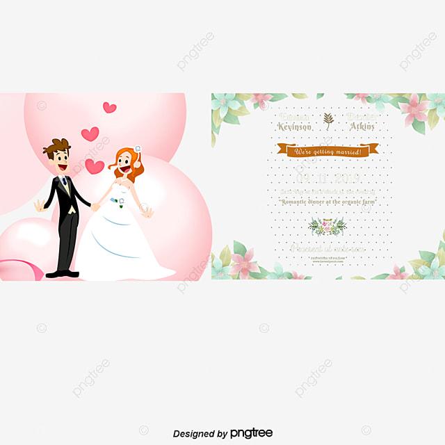 Exquisite cartoon wedding invitation design vector material exquisite cartoon wedding invitation design vector material beautiful new personality blue wedding invitations stopboris Gallery