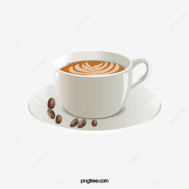 Latte Real Coffee Coffee Art Png Transparent Clipart Image And Psd File For Free Download
