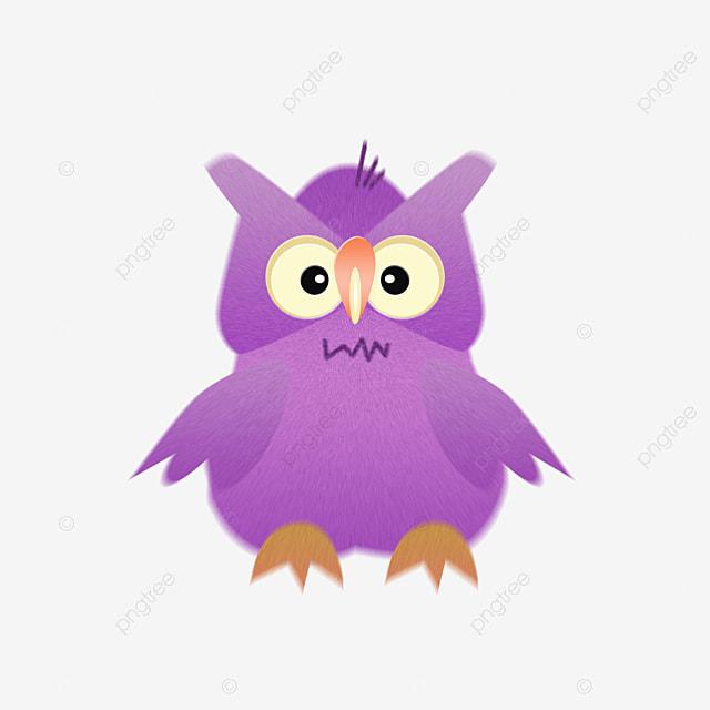 dessin de la chouette hibou animal oiseau image png pour