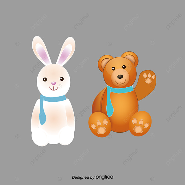 Children S Toy Box Kids Toys Box Toy Bear Png And Vector For Free