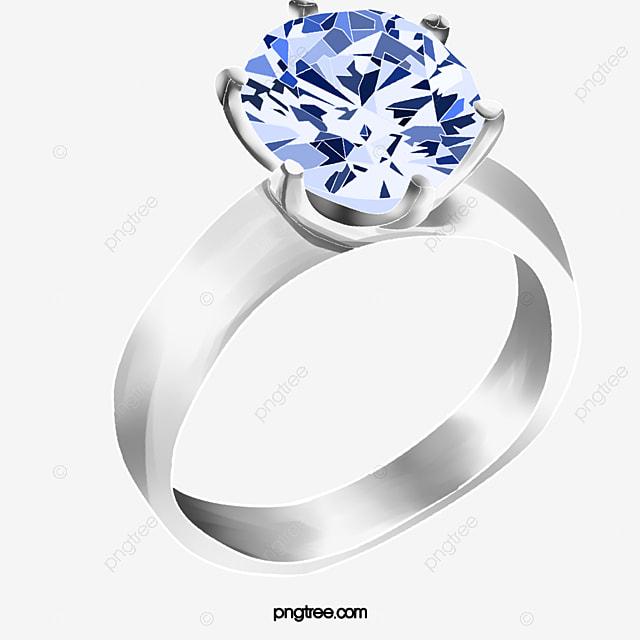 Diamond wedding rings png