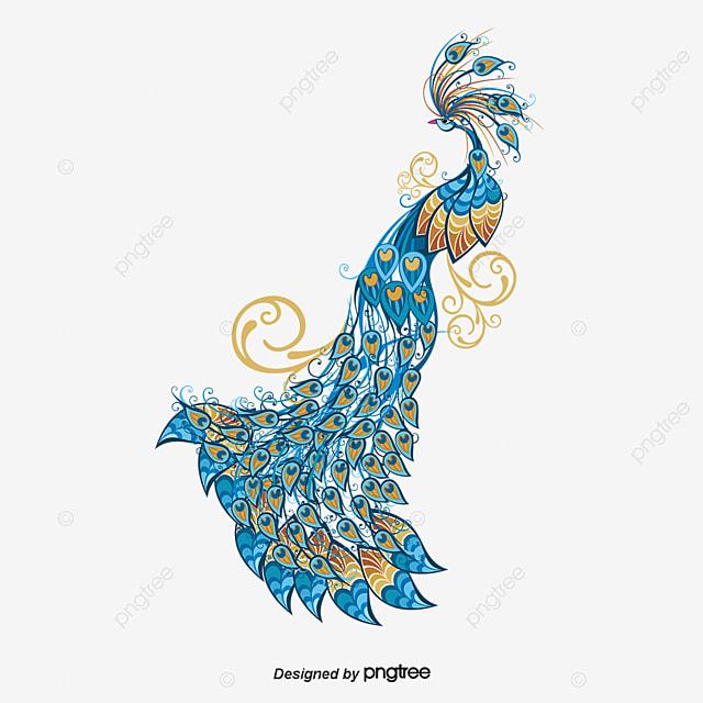 vector peacock peacock vector birds birds png and vector for free rh pngtree com peacock vector free download peacock vector logo free