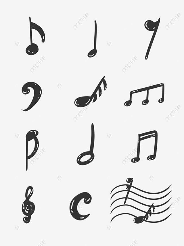 Music Notes Music Clipart Sheet Music Note Png Image And Clipart