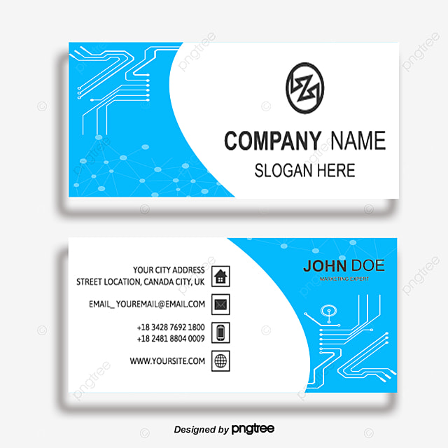 Science and technology business card business cards simple science and technology business card business cards simple business cards business card png reheart Gallery