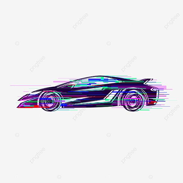 Cool Car Vector Sports Car Cartoon Car Vector Car PNG And - Cool car cartoon