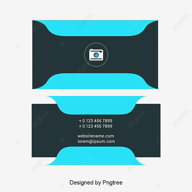Business Card Png, Vectors, PSD, and Clipart for Free Download | Pngtree
