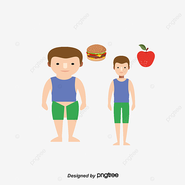 Obese Men Obesity Male Healthy Men Png And Vector For Free Download