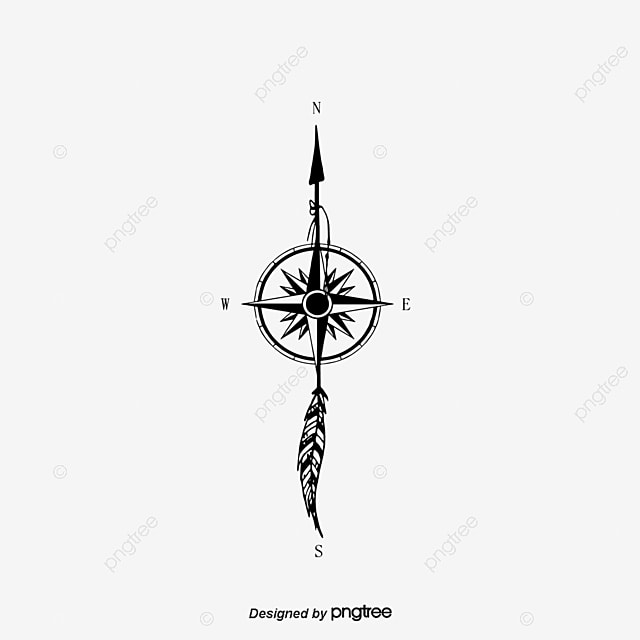 br jula forma de flecha patron decorativo compass flecha archivo png y psd para descargar gratis. Black Bedroom Furniture Sets. Home Design Ideas