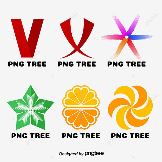 LOGO logo design vector, Mark, LOGO Design Material, Geometry PNG and Vector
