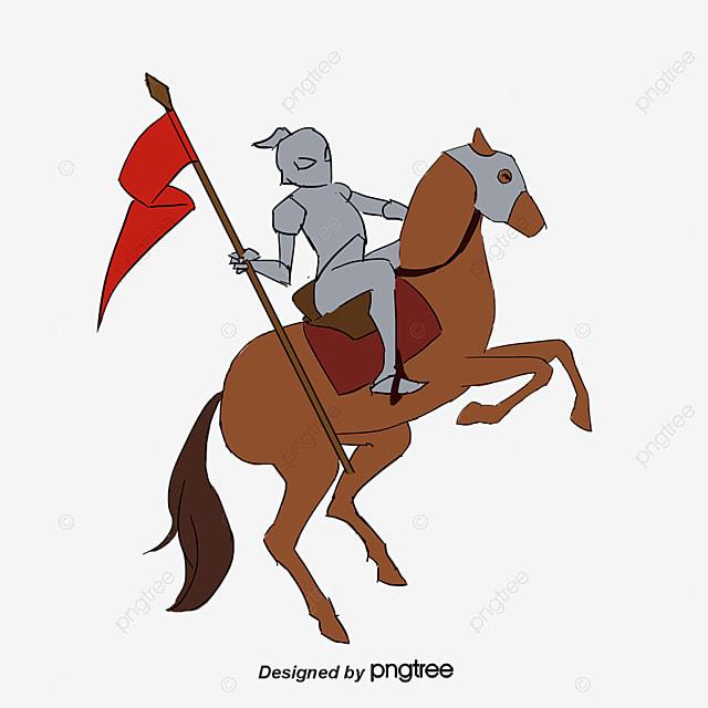 Средневековые рыцари картинки и рисунки без коня