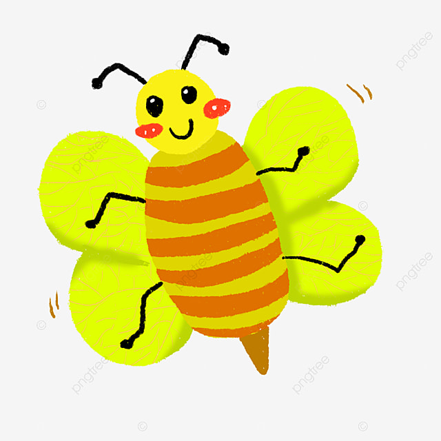 bee  vector png and vector for free download Bees and Beehives Clip Art Baby Bee Clip Art