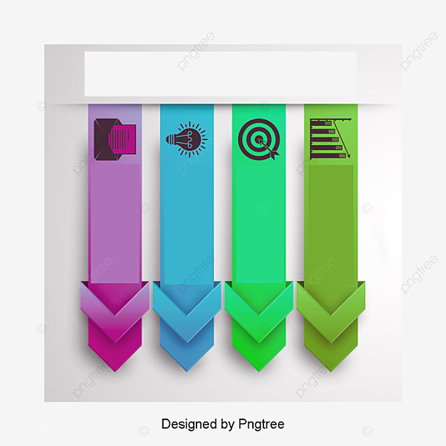 flatbed color banner template chart banner banner png and vector