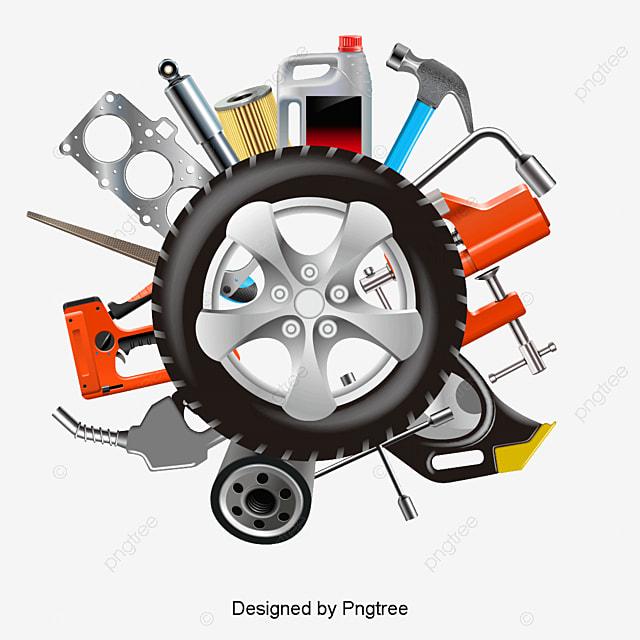 Automotive Engine Parts, Car Parts, Auto Parts PNG Image and Clipart ...