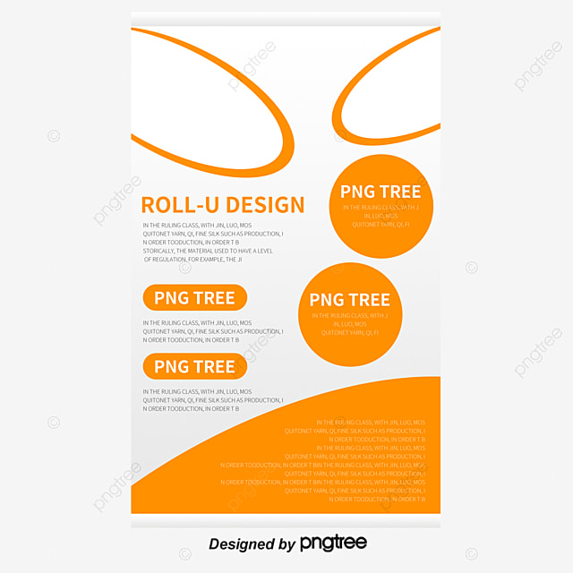 Rollo Moda Plantilla Vector, Diseño De Moda Del Rollo De Material De ...