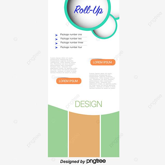 Vector Color Display Rack Design, Design Panels, Roll, Design Panels ...