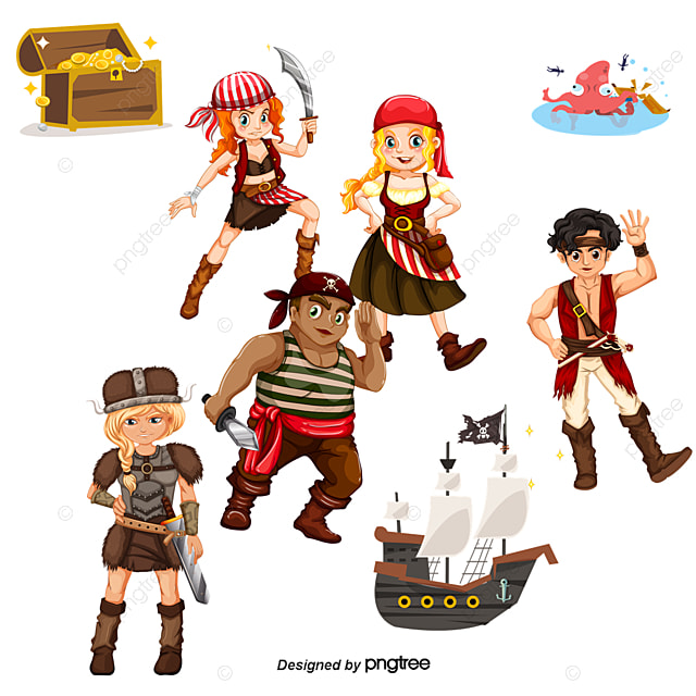 pirate de dessin anim u00e9 dessin pirate photo png et vecteur