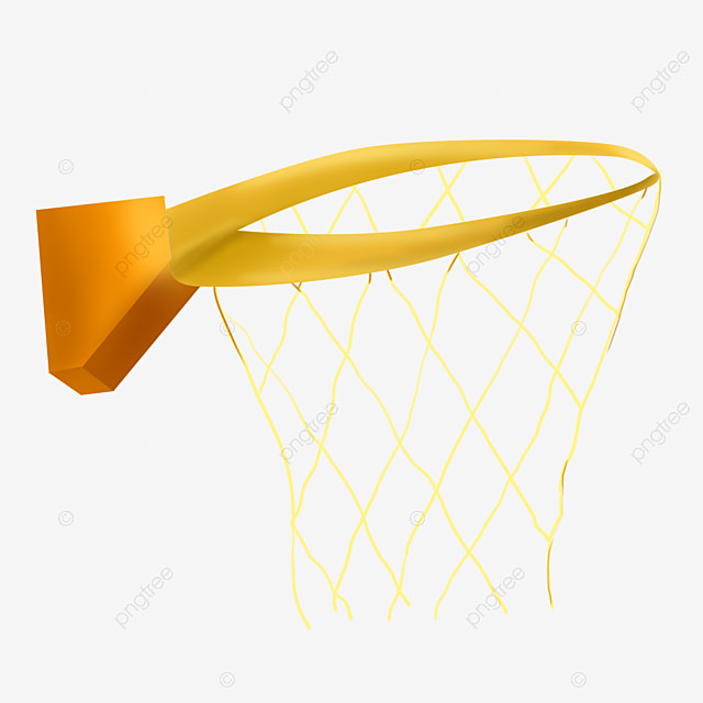 Basketball Net Vector