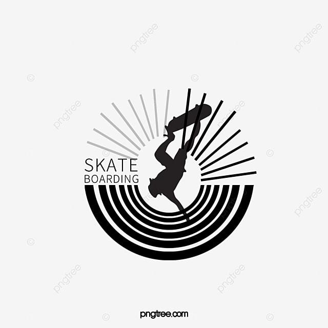 o jovem ilustrador de skate menino dos desenhos animados ilustração