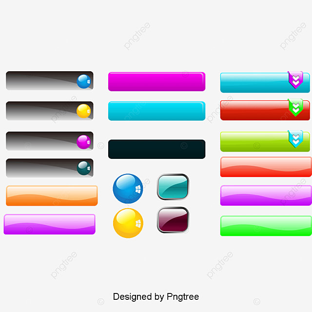 Button Png, Vectors, PSD, and Icons for Free Download   pngtree