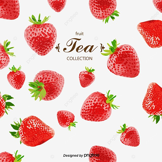 Illustration Of Strawberries And Smooth Cream Swirl Background Royalty Free  Cliparts, Vectors, And Stock Illustration. Image 37153116.
