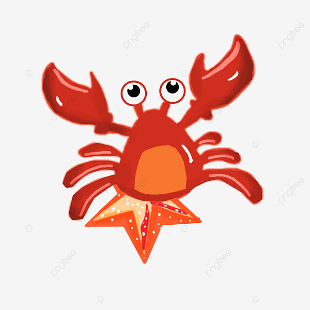 Watercolor Crab Seafood Crab Crabs Png Image For Free