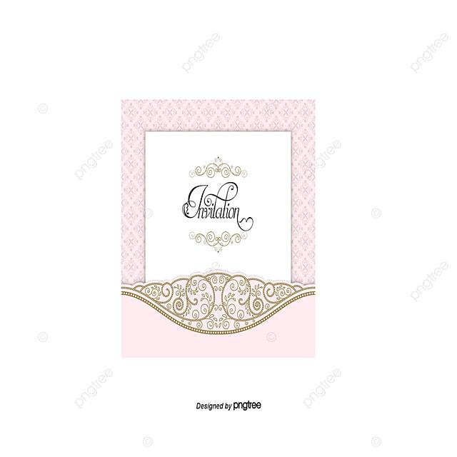 Invitation de mariage rose mariage lettre d invitation png et invitation de mariage gratuit png et vecteur stopboris Image collections