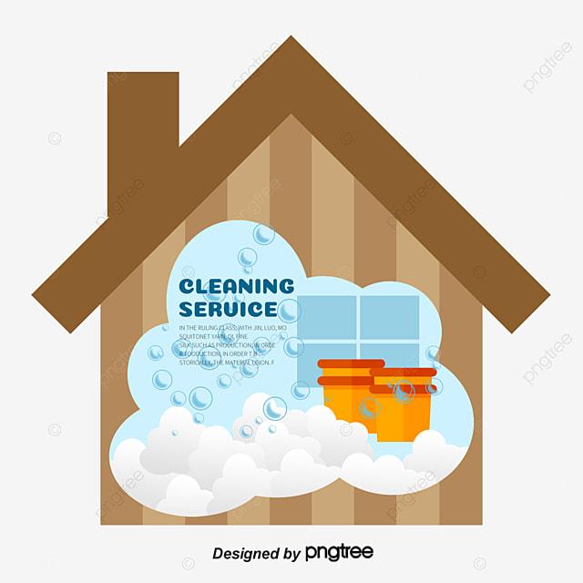Vector servicio de limpieza limpio casas azul png y vector para descargar gratis - Servicio de limpieza para casas ...
