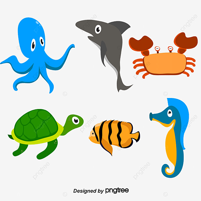Color Animal, Color, Animal, Animales De Dibujos Animados PNG y ...