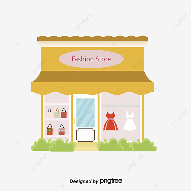 clothing store clothing store clothes shop png and vector for