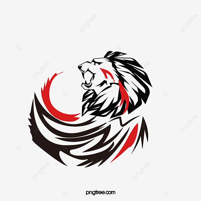 le loup logo le loup logo noir image png pour le