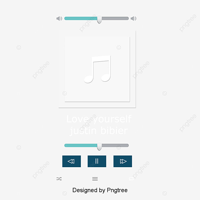 Music Player Png, Vector, PSD, and Clipart With Transparent