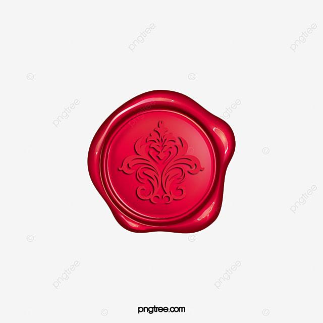 Sello De Cera Carta Cover Mark Imagen Png Para Descarga