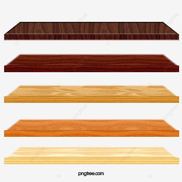 Vector de baldas de madera estantes vector estantes - Baldas de madera ...