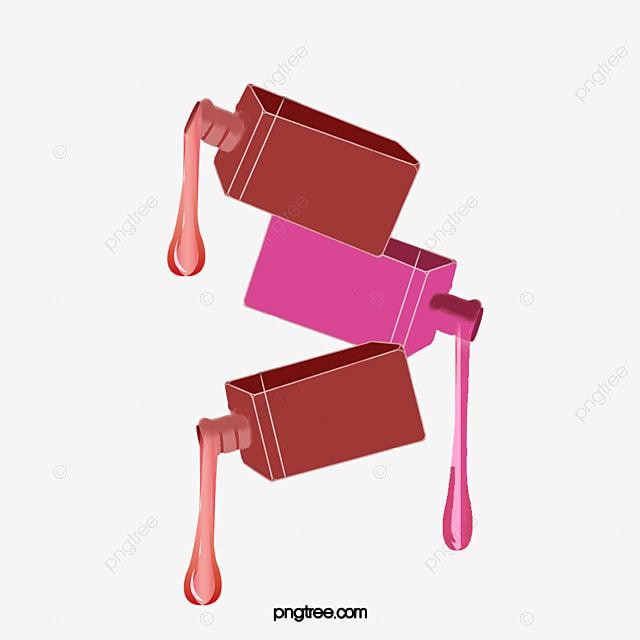 Esmalte De Uñas Rojo, Rojo, Esmalte De Uñas, Maquillaje Imagen PNG ...