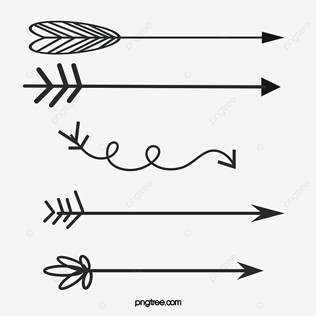 Dessin De Fleche de la flèche de la flèche le dessin de la flèche la flèche de