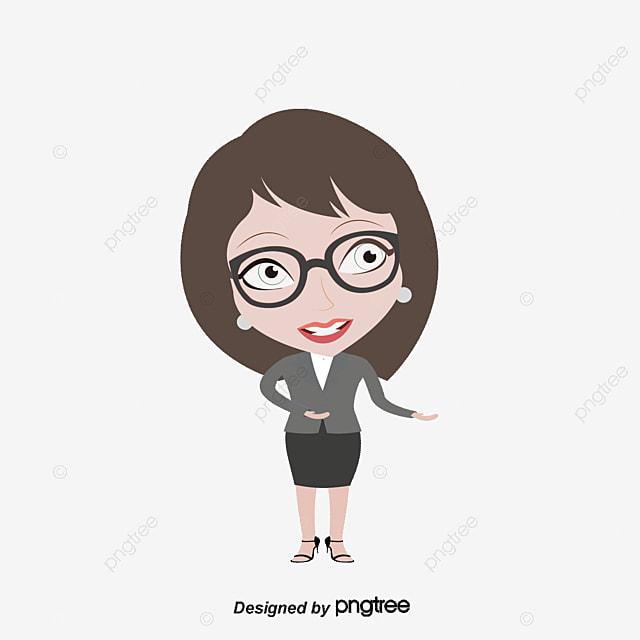 cartoon woman images - 650×1198