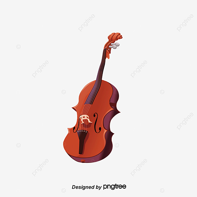 Vector Cello Musical Instruments Sunset PNG And
