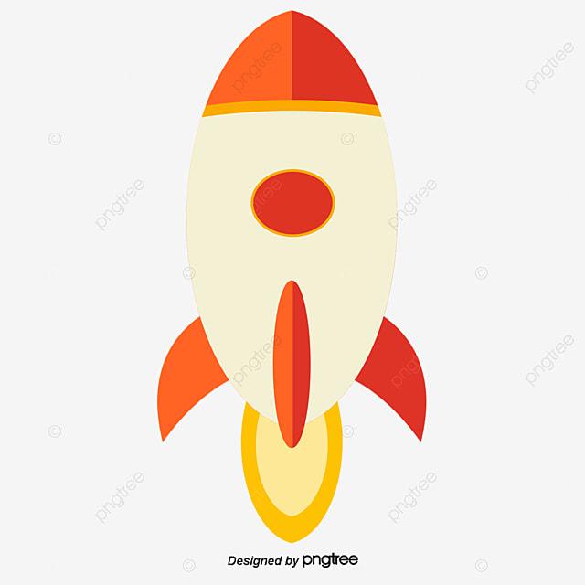 Rocket, Rocket Launch, Cartoon PNG Transparent Clipart