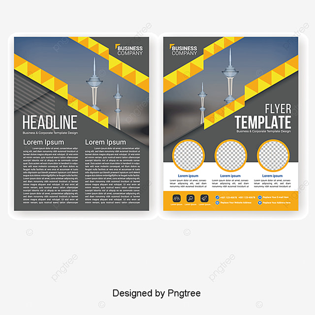 Vector Creative Album Design Single Page Creatives Beautifully