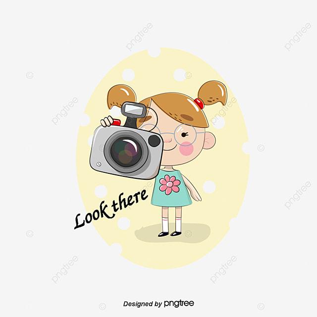 fotograf u00eda vectorial chica  chica  camara  chica de camera clip art photographer camera clip art images