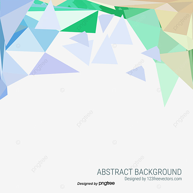 Vector Abstract Background, Hd, Vector, Triangle PNG And