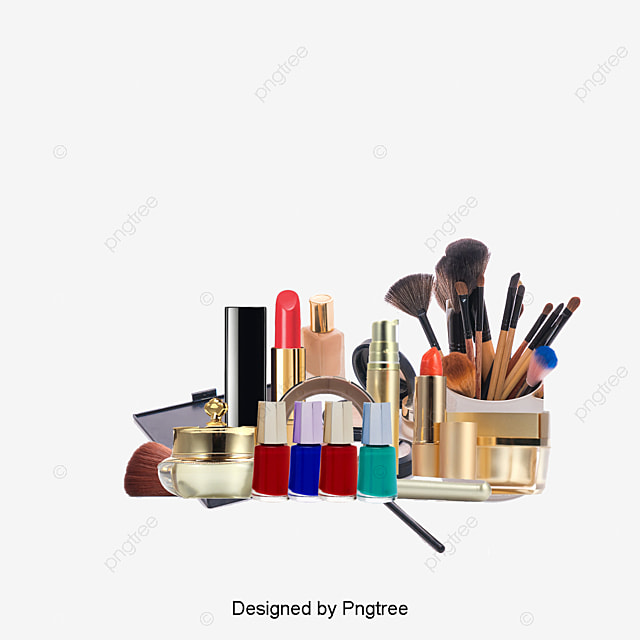 Makeup Cosmetics Lipstick Brush PNG Image And Clipart