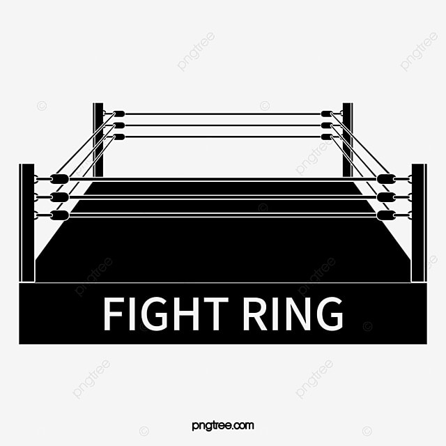 vector boxing ring ring vector hd vector png and vector