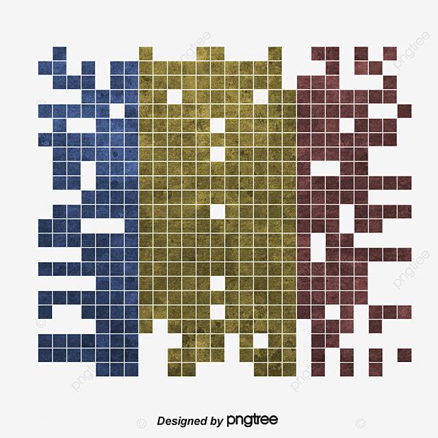 vecteur de pixel pavillon france drapeau drapeau de pixel drapeau de la bo te png et vecteur. Black Bedroom Furniture Sets. Home Design Ideas
