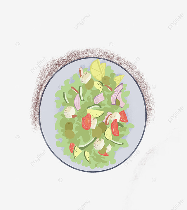 Salad, Western, Food PNG Transparent Clipart Image and PSD ...