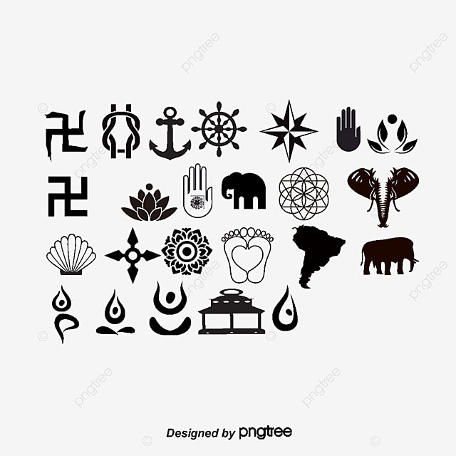 India Vector Symbols Religion India Symbol Png And Vector For