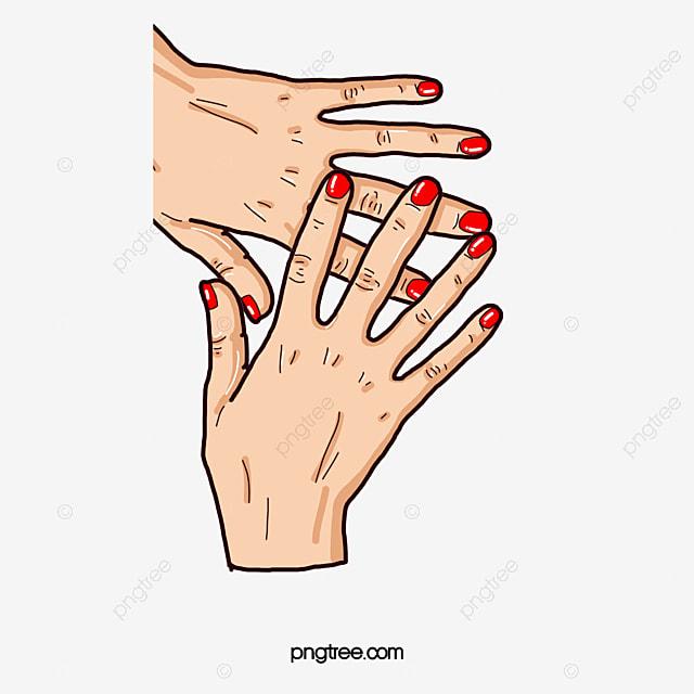 Nail, Nail Clipart, Us Hand, Nail Polish PNG Image And