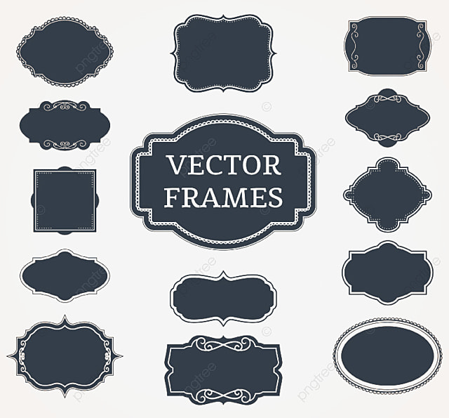 Black Blank Label Vector Black Blank Label Png And Vector For