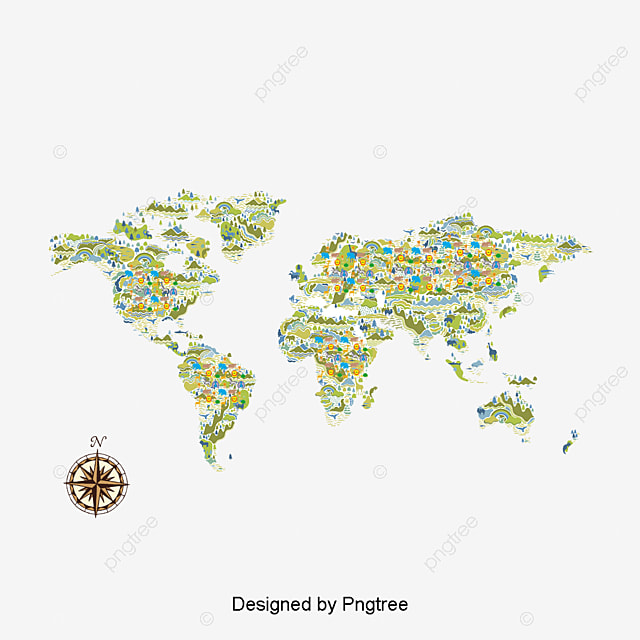 World Map Png Vectors PSD and Icons for Free Download pngtree